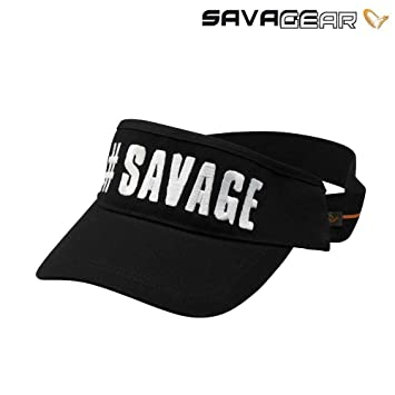 Savage Gear VISOR SUN HEAD VISOR CAP WITH BRIM HAT  Amazon.co.uk  Sports    Outdoors 66ce3c42e8