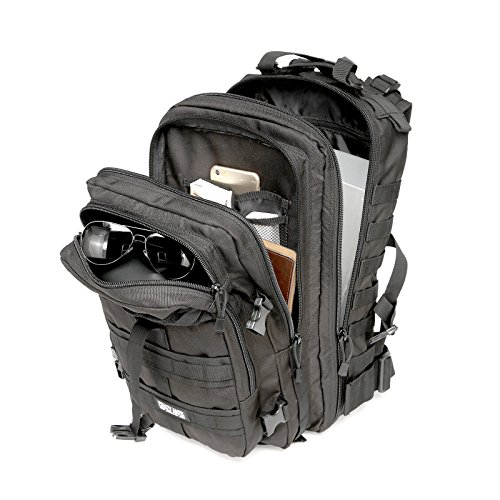 The Military Tactical Backpack that can Carry Everything He Needs to Survive During a Bug Out 4