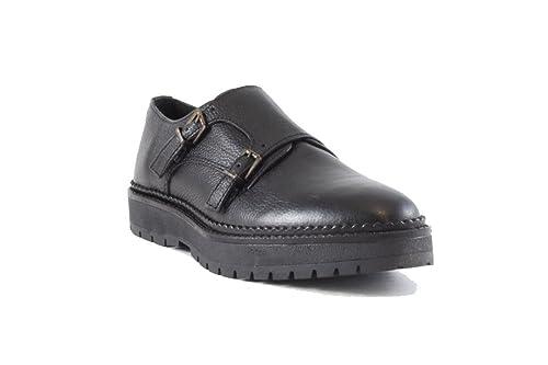 Emme Moda Italia - Mocasines para Mujer Negro Size: 41: Amazon.es: Zapatos y complementos