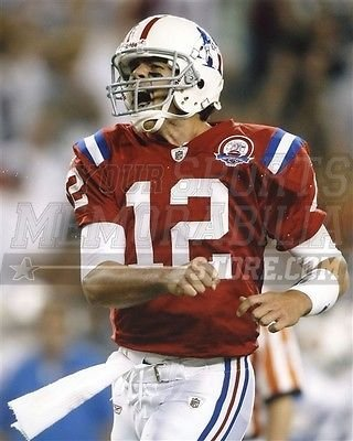 e23d6c8fad3 Tom Brady New England Patriots throwback jersey game 8x10 11x14 16x20 photo  861 - Size 8x10