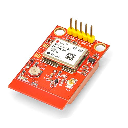 Gowoops GPS Module with TTL Ceramic Passive Antenna for Arduino Raspberry Pi 2 3 B+ MCU