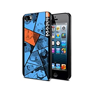 Mass Effect 3 Game MsE6 Silicone Case Cover Protection For Sumsung S3mini @boonboonmart