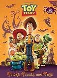 Tricks, Treats, and Toys (Disney/Pixar Toy Story), RH Disney, 0736429204