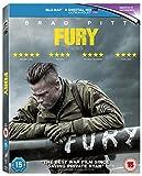 Fury [Blu-ray] [2014] [Region Free]