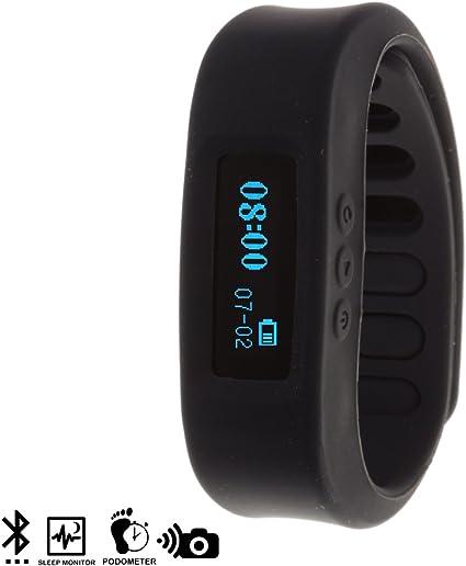 DAM - Bio Active Bluetooth Bracelet Black: Amazon.es: Electrónica