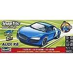 Revell Inc. 851698 1/24 Audi R8 Blue, 851698 by Revell