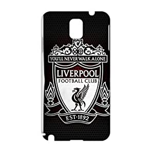 Cool-benz liverpool logo vector 3D Phone Case for Samsung Galaxy Note3