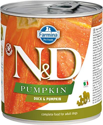 Farmina N&D Canine Pumpkin Duck & Cantaloupe 10 Ounces, Case of 6
