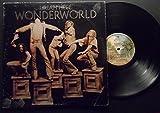 URIAH HEEP Wonderworld MICK BOX SIGNED AUTOGRAPHED VINYL RECORD LP