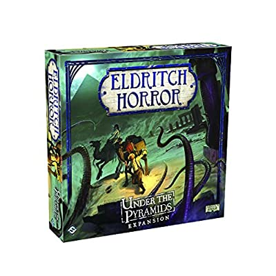 Eldritch Horror: Under the Pyramids: Toys & Games