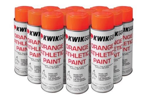Kwik Goal Athletic Field Paint - Pack of 12