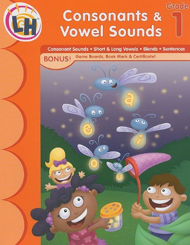 Skill Builders - Consonants & Vowel Sounds Grade 1 (Skill Builders Language) pdf