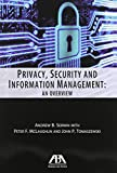 img - for Privacy, Security and Information Management: An Overview book / textbook / text book