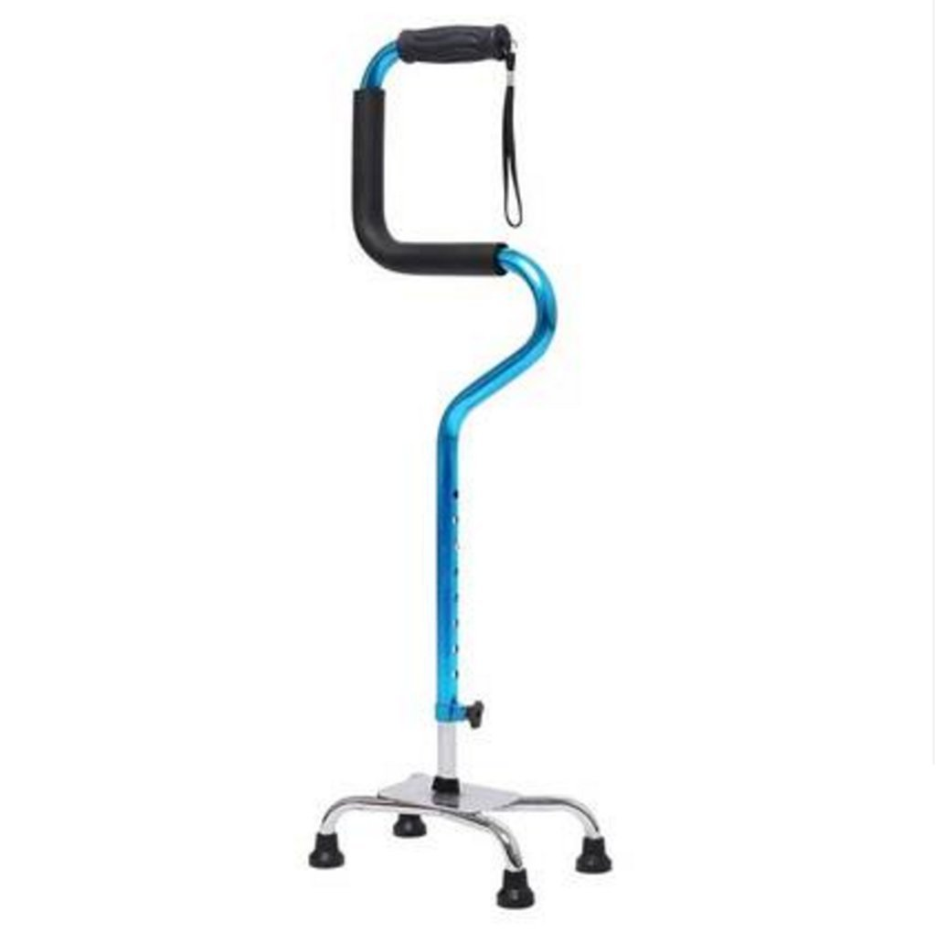 Lvmiao crutches Telescopic