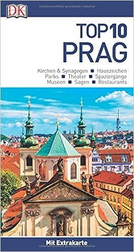 Prag Karte Offentliche Verkehrsmittel.Top 10 Reisefuhrer Prag Mit Extra Karte Und Kulinarischem