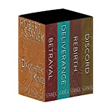 A Daughter of Kings Boxed Set - Betrayal, Deliverance, Rebirth, Discord (Graphic Novels)