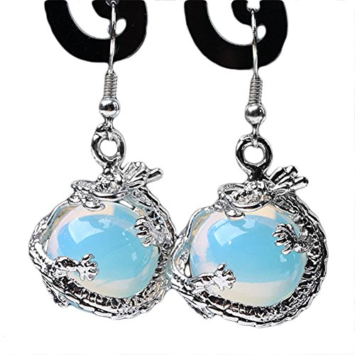 JOVIVI Dragon Dangle Earrings Eardrop
