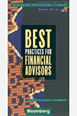 Best Practices for Financial Advisors (Bloomberg Professional Library) Hardcover