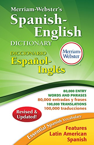 Descargar Libro Merriam-webster's Spanish English Dictionary Merriam Webster
