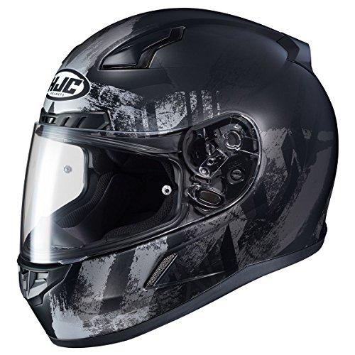 HJC CL-17 Arica Mens Full-Face Street Motorcycle Helmet - MC-5SF / X-Large (Helmet Full 09 Face)