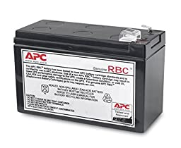 APC RBC110 UPS Replacement Battery Cartridge for BE550G and select others
