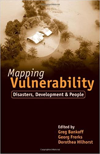 Mapping Vulnerability: Disasters, Development and People by Greg Bankoff (2004-01-01)