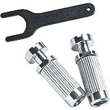 TonePros Metric Thread Locking Steel Stud Set For