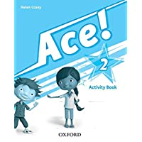 Ace! 2: Activity Book - 9780194006880