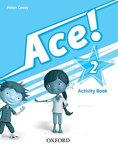 Ace! 2: Activity Book – 9780194006880