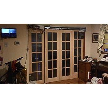 Olide Automatic Sliding Door Actuator, Automatic Door Mechanism Heavy Duty  Model