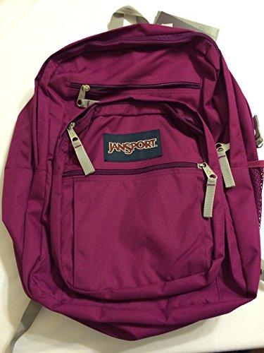 JanSport Big Student Backpack - Berrylicious Purple - Buy Online in ... a0eeb9b95effc