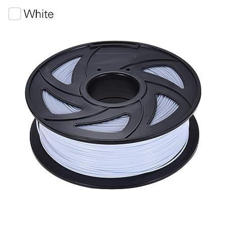 FENGXU Impresora 3D Pla de filamentos 1.75mm 1 kg / 2,2 Libras ...