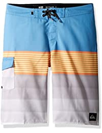 Boys' Division Solid Kids Swim Trunks