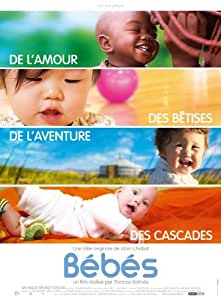 Babies Poster (27 x 40 Inches - 69cm x 102cm) (2010) French