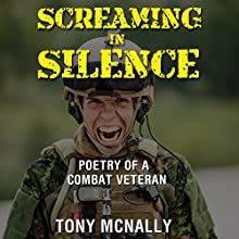 Screaming in Silence Audiobook by Tony McNally Narrated by Adam Stubbs