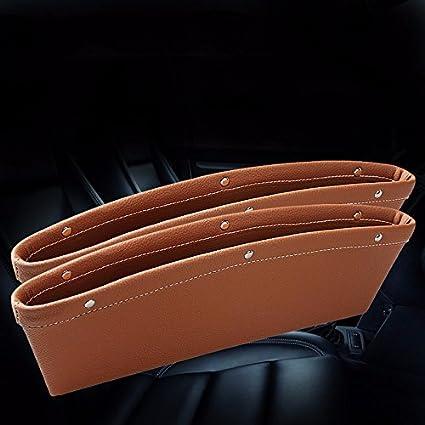 JISHUQICHEFUWU Coffre de Rangement de Voiture boîte crevette boîte de Rangement Accessoires, A-Grey