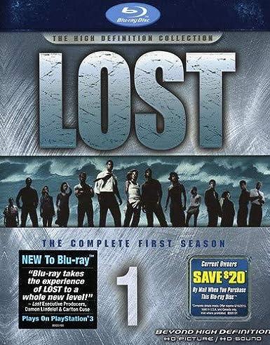 Lost: Complete First Season 7 Blu-Ray Edizione: Stati Uniti ...