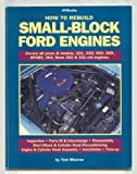 img - for Rebuild Small-Block Ford Engines HP89 by Tom Monroe (2011) Paperback book / textbook / text book