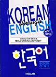 Korean Through English, Seoul National University Language Research Instit, 1565910451