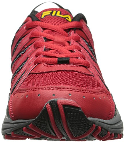 Fila Men's Headway 4 Trail Running Shoe Fila Red/Black/Gold Fusion marketable sale online discount perfect clearance purchase buy cheap big sale k9FUdK