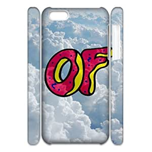 Winfors Odd Future Phone 3D Case For Iphone 5C [Pattern-3]