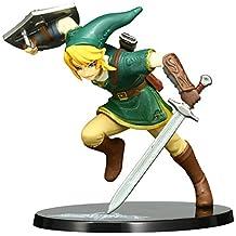 Legends of Zelda Twilight Princess HD Link fgure