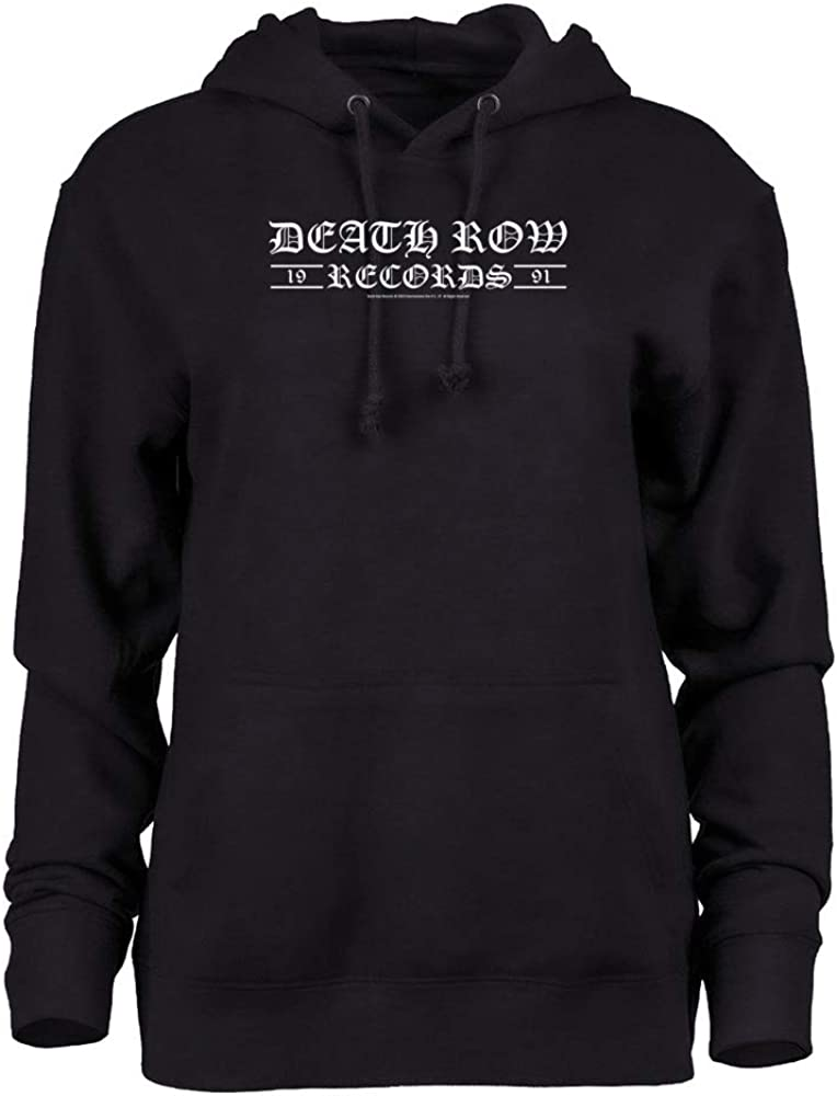 Official Death Row 91 DRR05 Lightweight French Terry Hoodie