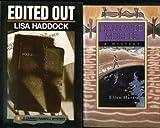 img - for 2 Lesbian Mysteries: Edited Out: A Carmen Ramirez Mystery (1989) by Lisa Haddock & Hallowed Murder (1994) by Ellen Hart book / textbook / text book