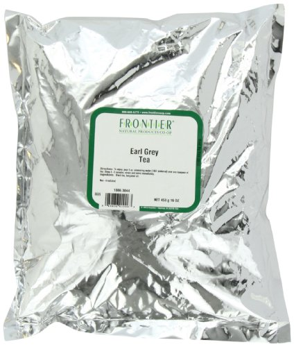 Frontier Earl Grey, Traditional, 16 Ounce Bag (In Regard To Trade The United States)