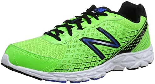 New Balance M590Ob3 - Zapatillas de Running para Hombre, Color Green/Black, Talla 40.5: Amazon.es: Zapatos y complementos