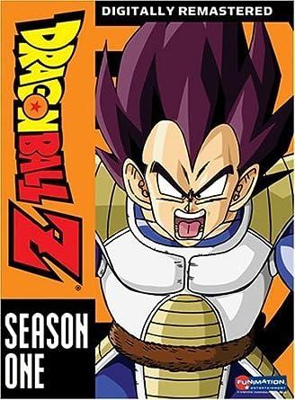 Dragon Ball Z Season 1 Vegeta Saga By Funimation By Daisuke Nishio Movies Tv