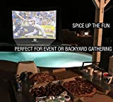 Outdoor Movie Screen – Inflatable Projector