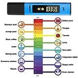 PH Meter, TDS Meter Digital EC&Temperature Test