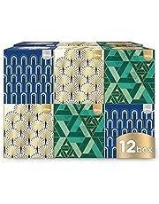 Kleenex Collection Cube Tissues - 576 Tissues - 12 x 48 Stuks - Voordeelverpakking